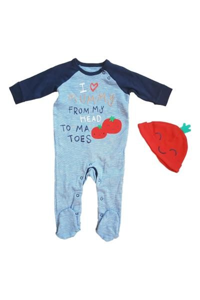 Wholesale Boys Babygrow