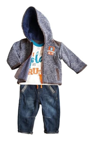 Wholesale ex store baby boys outfit