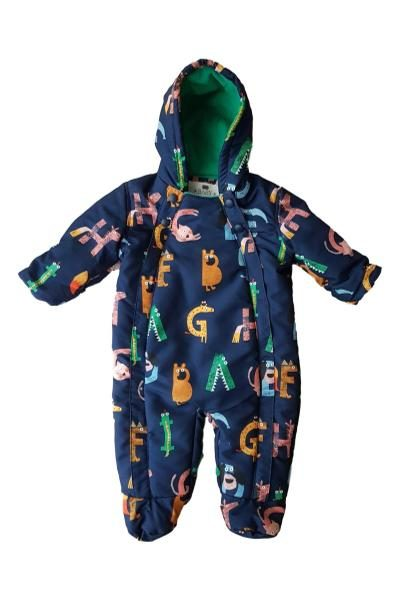 Wholesale ex chainstore baby boys snowsuit