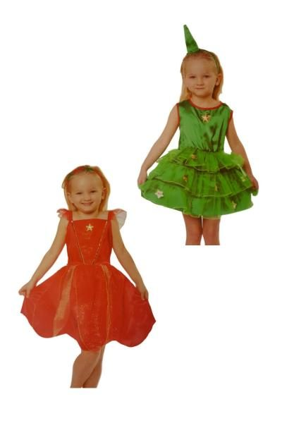 Wholesale Baby Girls Xmas Dresses