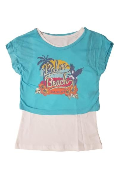 wholesale girls summer top