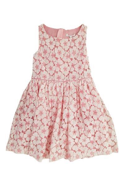 wholesale girls lace party dress