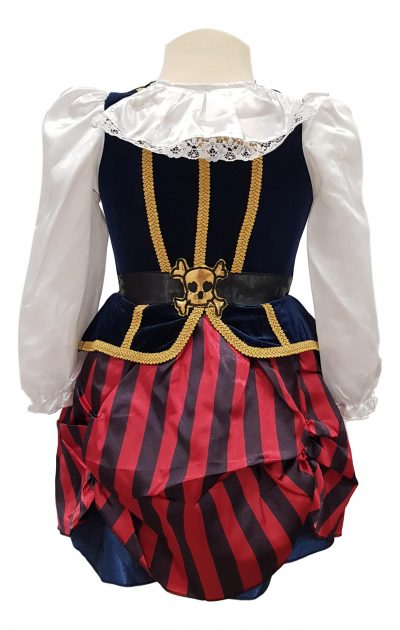 wholesale girls pirate fancy dress costume