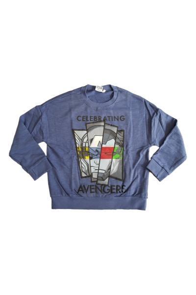Wholesale boys avengers sweatshirt