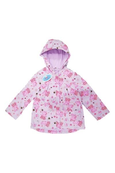 girls peppa pig coat