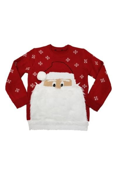 wholesale xmas santa jumper